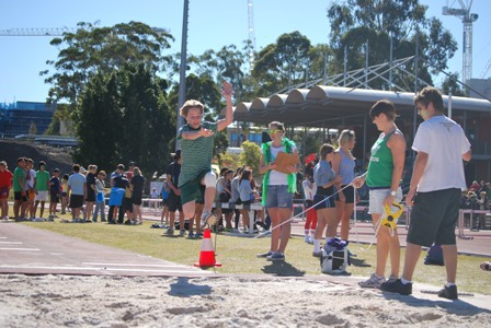 2011 Athletics Carnival Results