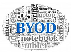 Advice for parents - BYOD