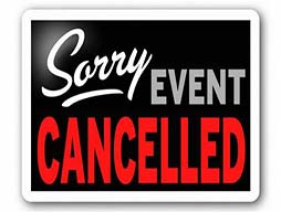 Sports Cancelled Friday 24th March